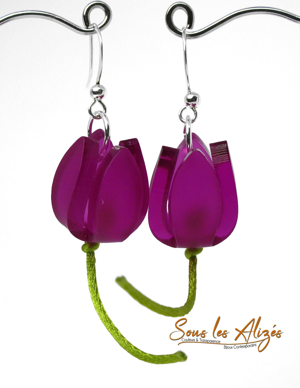 Tulipes Vio1368_Sous les alizes