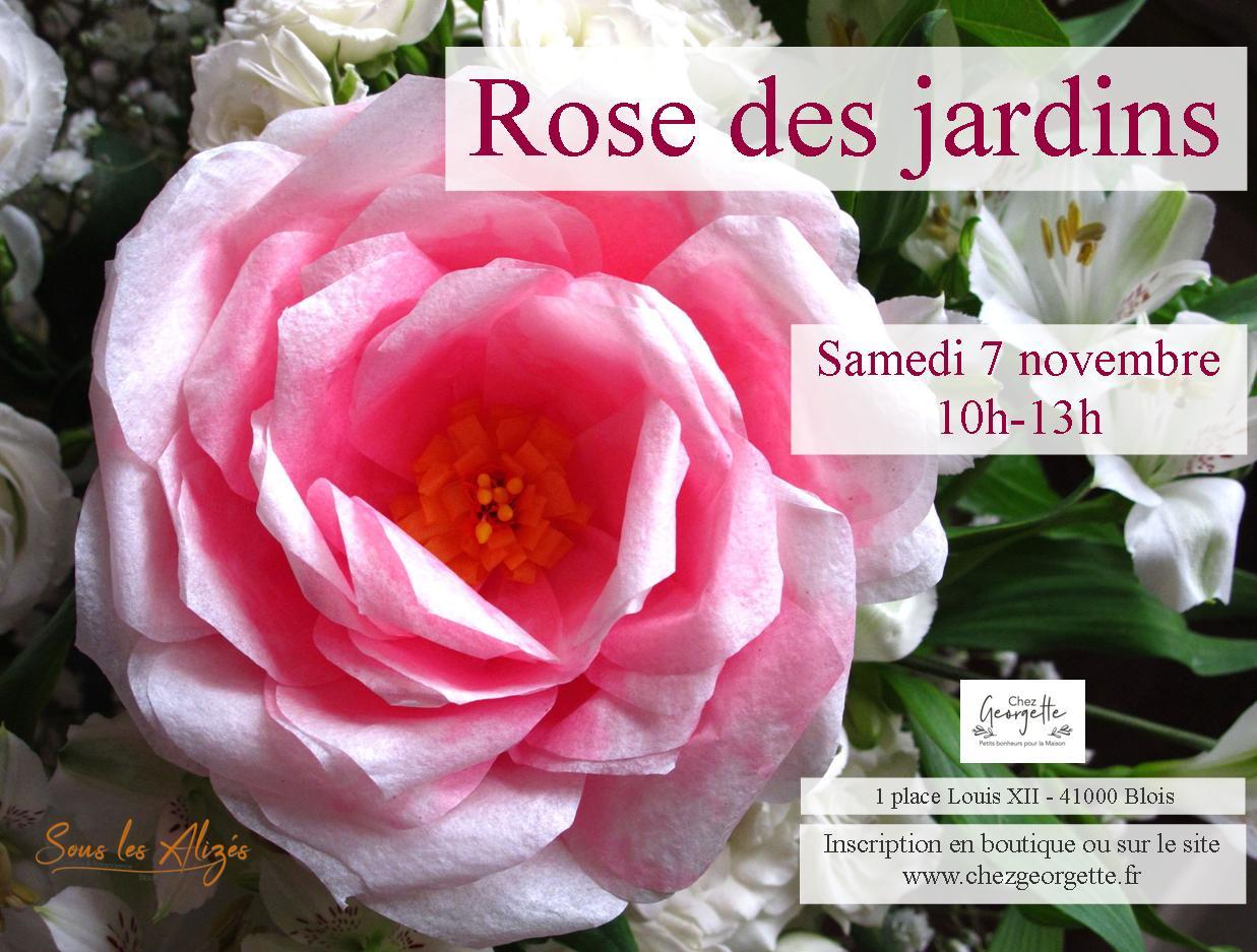 Rose des Jardins 2020_Sous les alizes
